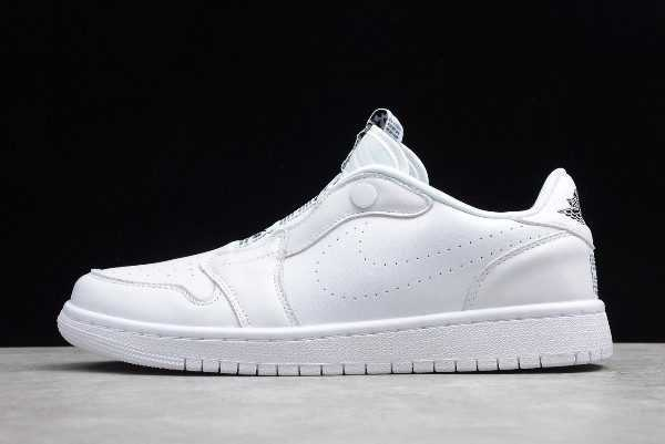 Buy Air Jordan 1 Low Slip White Shoes AV3918-100