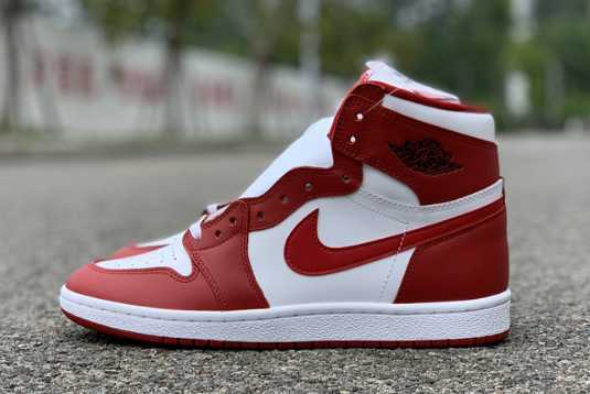 "Latest CQ4921-601 Air Jordan 1 ""Chicago Black Toe"" 2020 For Sale"