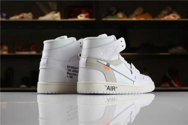 Off-White x Air Jordan 1 High NRG
