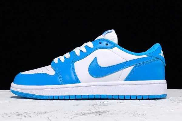 Nike SB x Air Jordan 1 Low UNC 'ric Koston' For Sale CJ7891-401