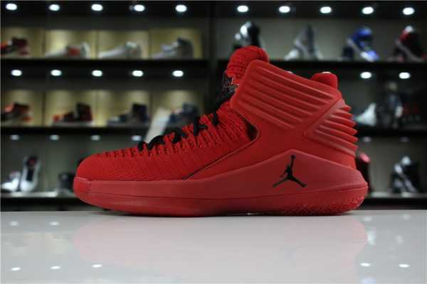 "Air Jordan XXX2 ""Rosso Corsa"" Gym Red/Black"