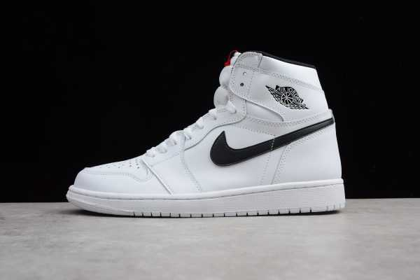 "Air Jordan 1 Retro High OG ""Yin Yang"" White/Black-White 555088-102"