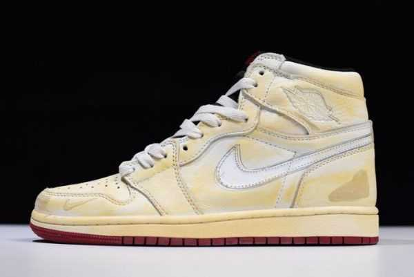 Nigel Sylvester x Air Jordan 1 High OG BV1803-106 For Sale