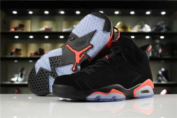 Mens and Womens Air Jordan 6 Retro
