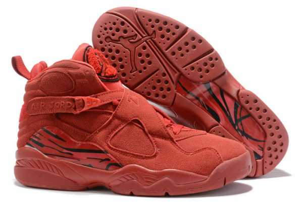 New Air Jordan 8 ' alentine' Day' Gym Red/Ember Glow AQ2449-614