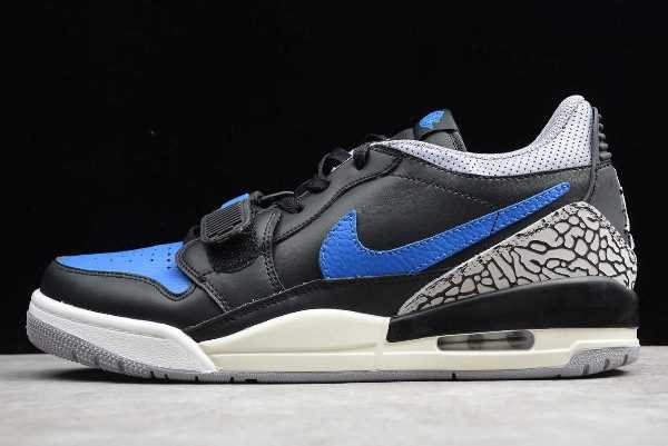 Buy Jordan Legacy 312 Low ' oyal' Black Blue CD7069-041