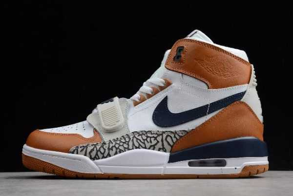 2018 Just Don x Jordan Legacy 312 ' edicine Ball' AQ4160-140