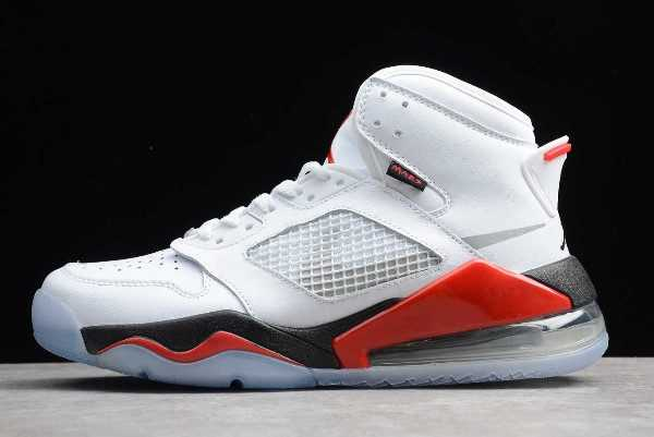 New Jordan Mars 270 Fire Red For Sale CD7070-100