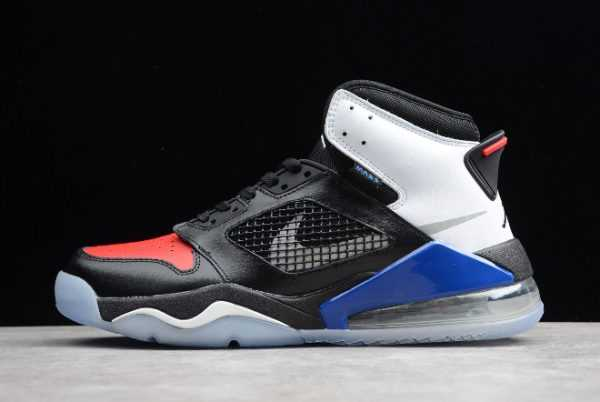 Jordan Mars 270 ' op 3' Black/White-Red/Blue Men' s Shoes CD7070-001