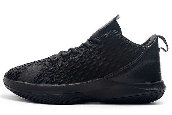 Men' s Shoes Jordan CP3.XII ' riple Black' Online